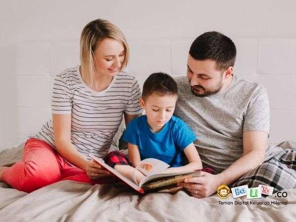 Kenali Berbagai Manfaat Mendongeng untuk Kiddos