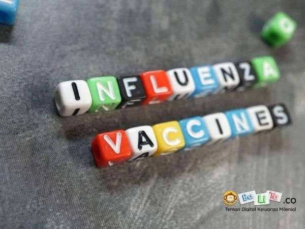 Vaksin Influenza dan Manfaatnya untuk Kiddos