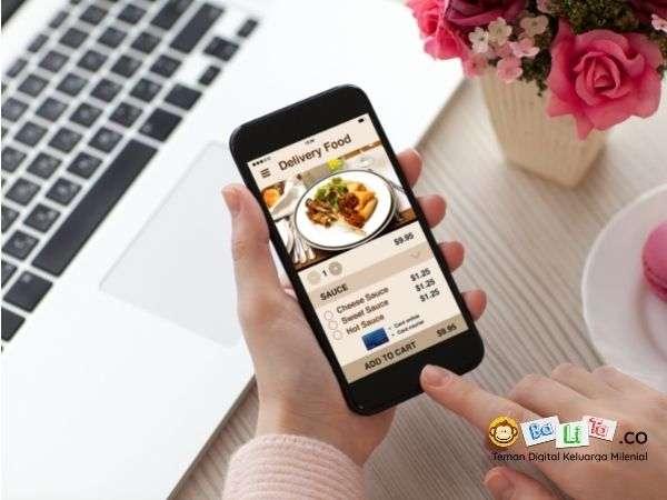 Prosedur Memesan Makanan Secara Online di Masa Pandemi Covid-19